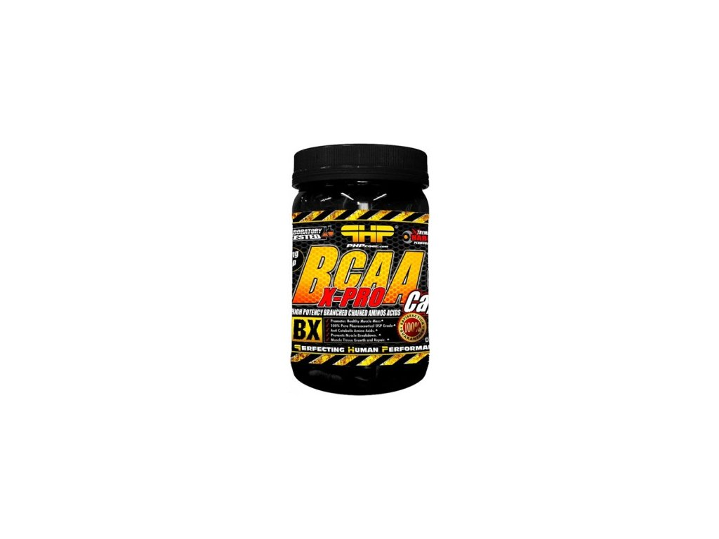 PHP BCAA X-Pro 400 cps exp.
