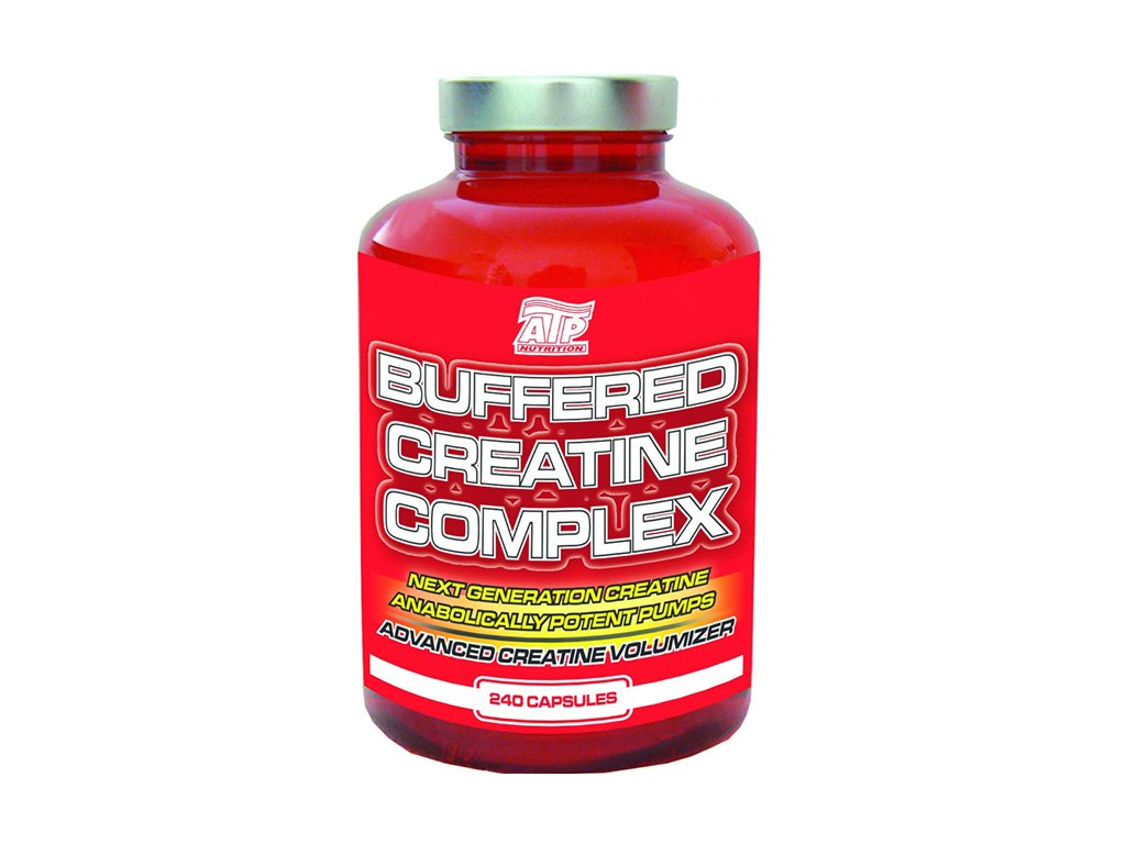 ATP Buffered Creatine Complex 240cps
