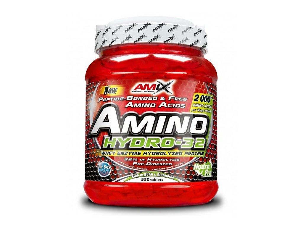 Amix Nutrition Amino Hydro 32 550 tbl