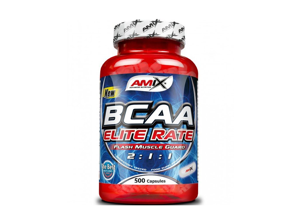 Amix BCAA Elite rate 500cps