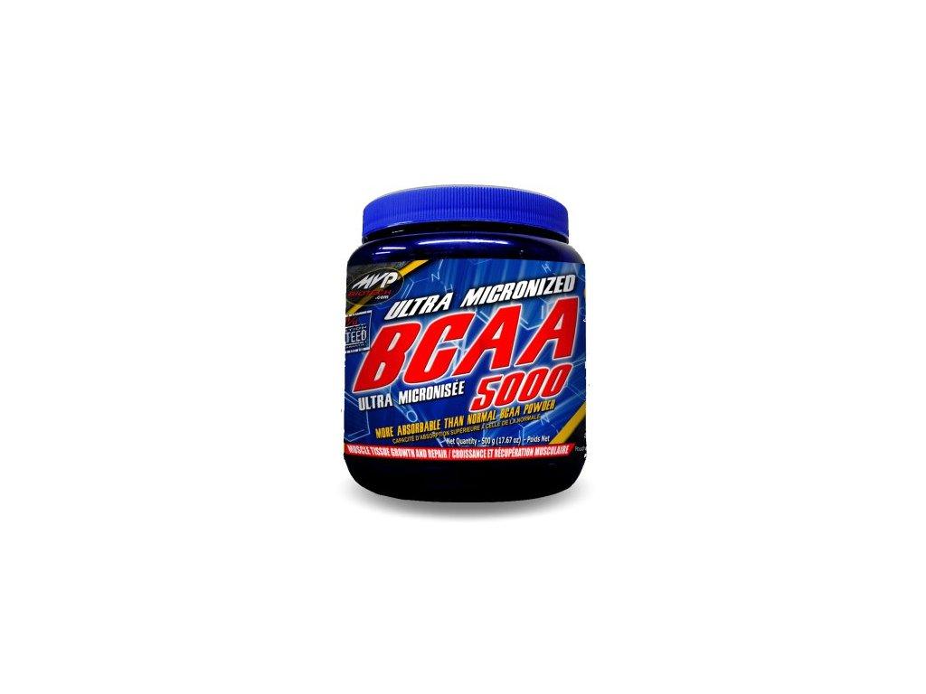 MVP BCAA 5000 Pure 250g (exp.28.2.2018)