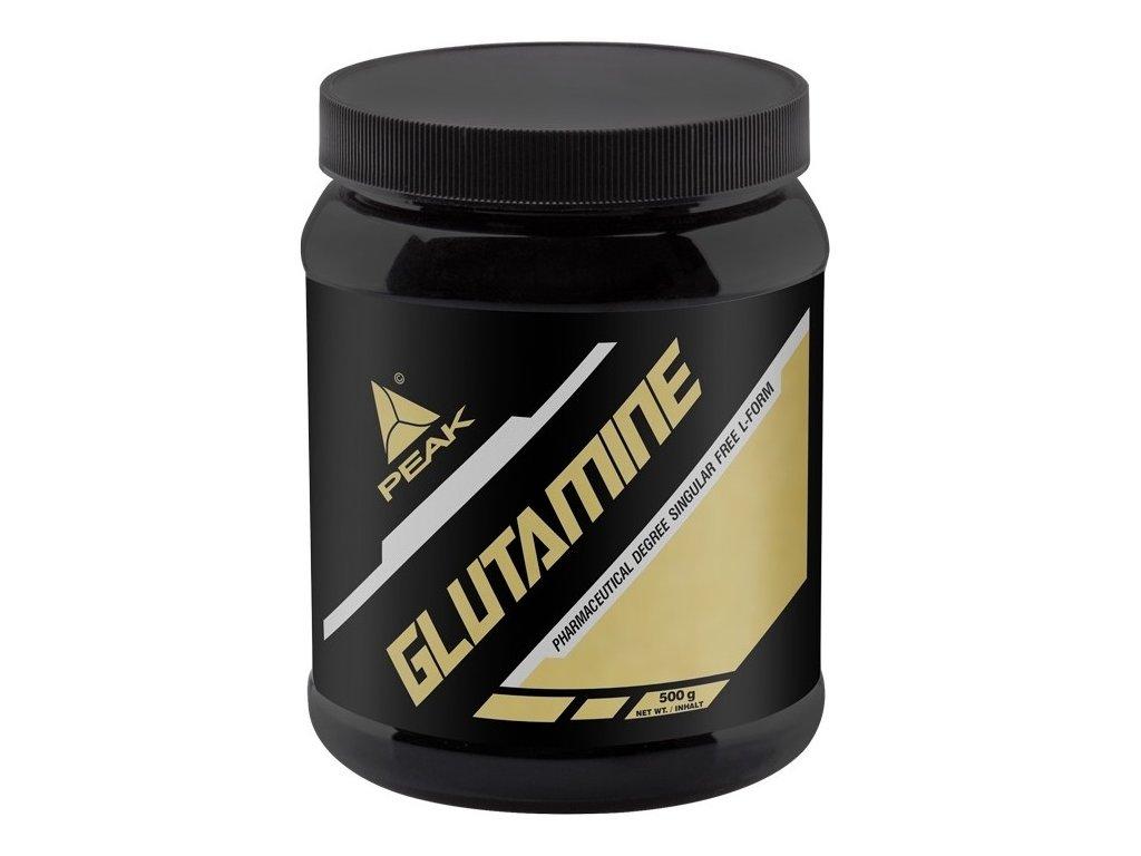 peak glutamine 500 g