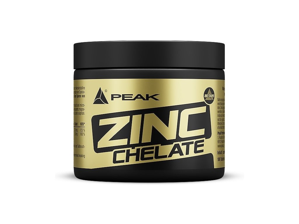 peak zinc chelate 180 tbl