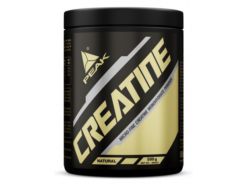 peak creatine monohydrate 500 g