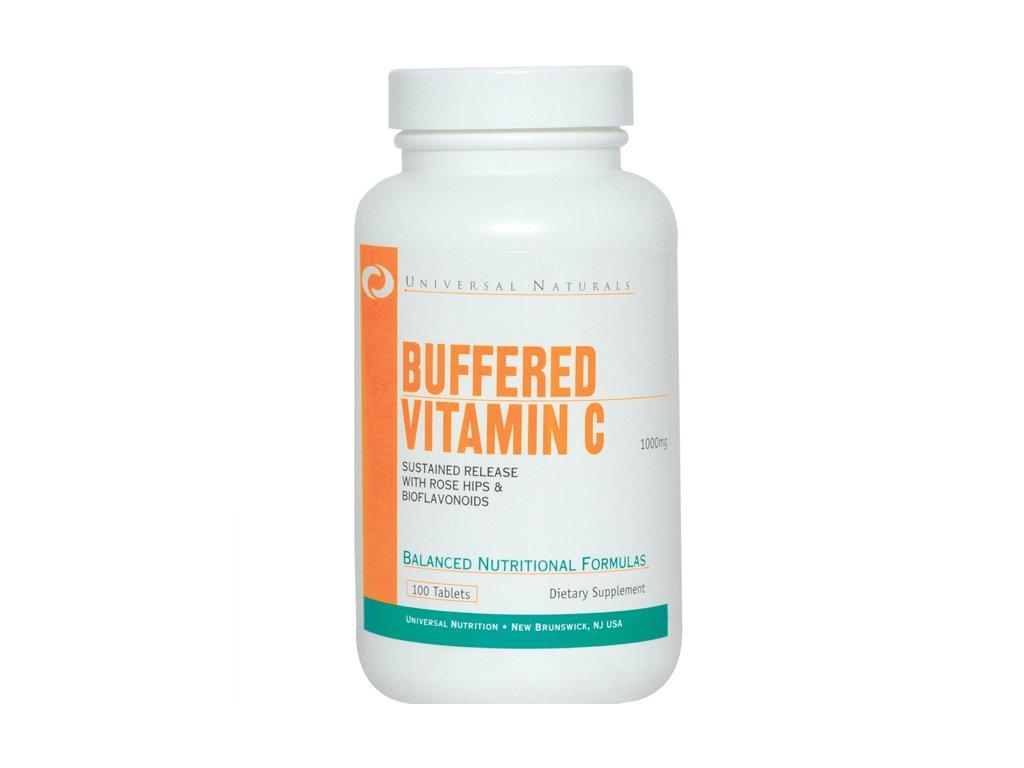 Universal Vitamín C 100tbl 1000mg