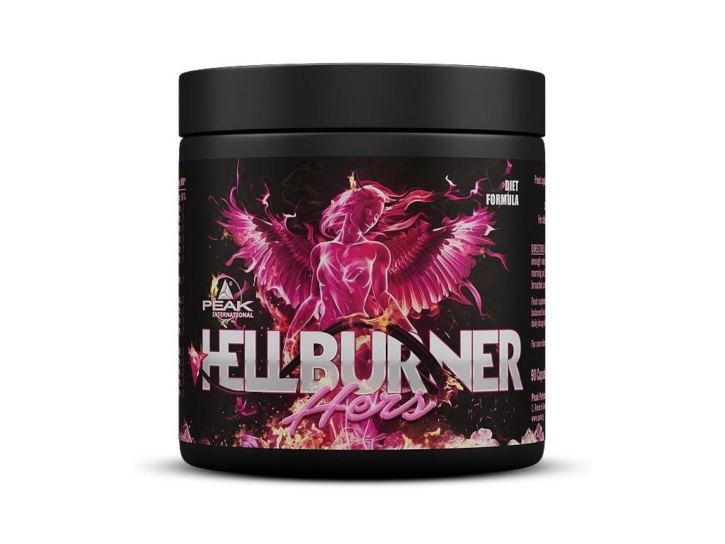 peak hellburner hers 90 kaps