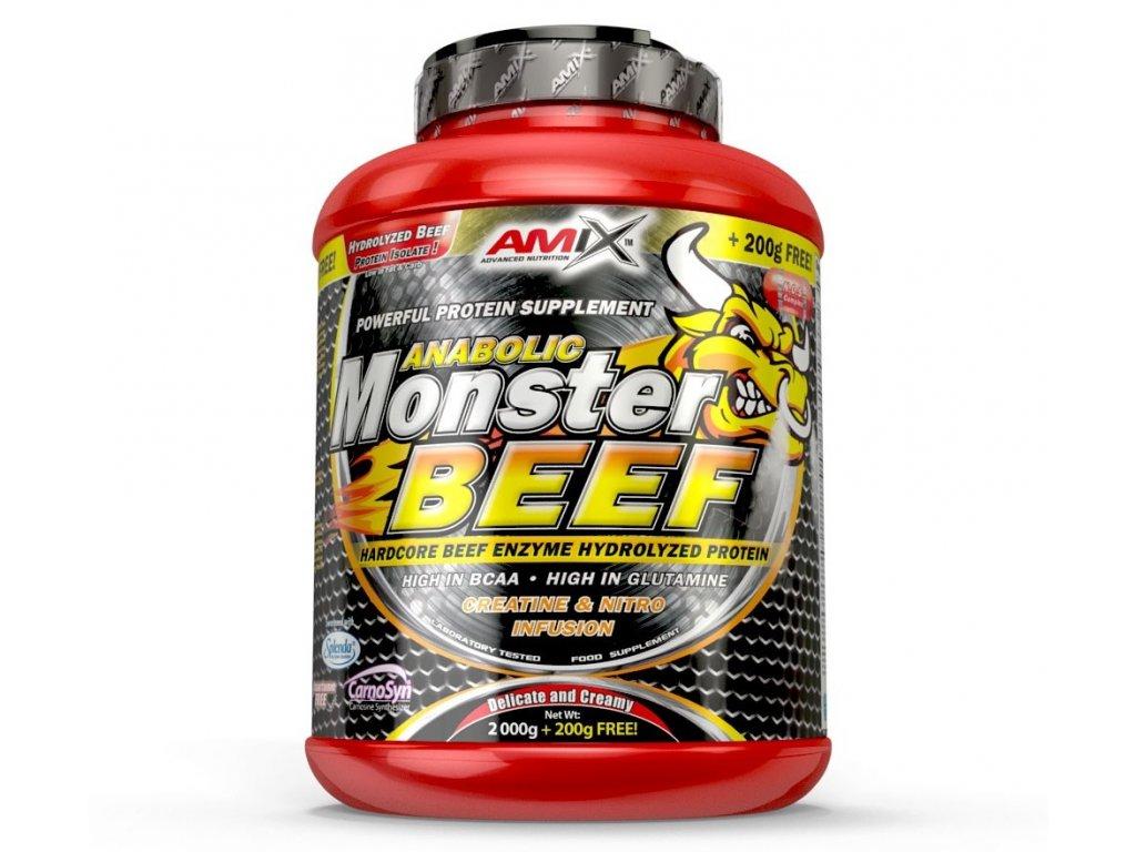 Amix Anabolic Monster Beef 90 Protein 2200g  + Dárek dle vlastního výběru