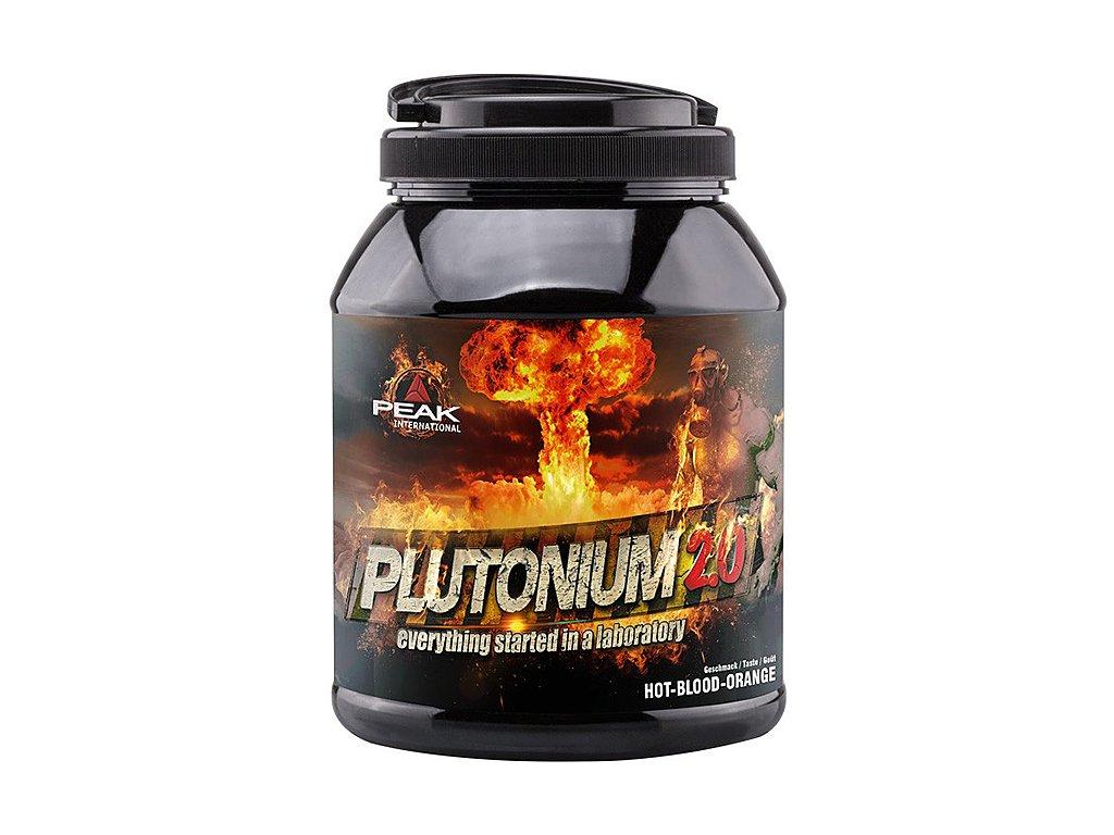 Peak PLUTONIUM 2.0 925g + 75 tablet