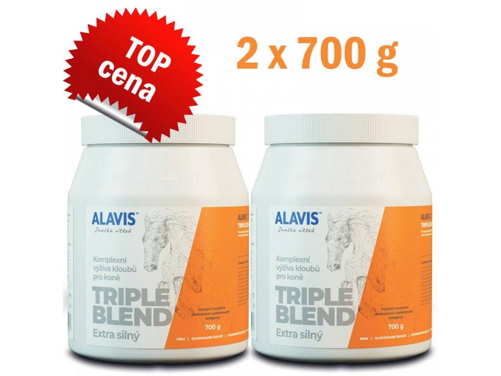 alavis triple blend 2 x 700 g