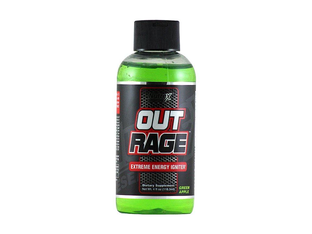 Nutrex Outrage Shot 59 ml exp.
