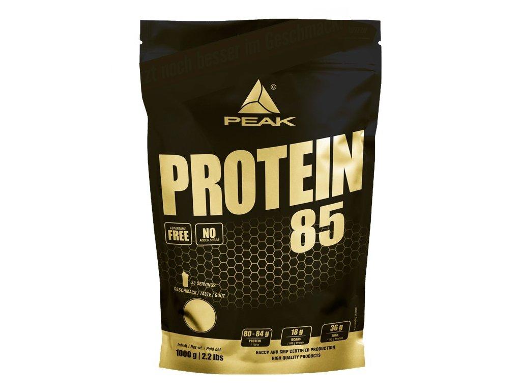 peak protein 85 1000 g