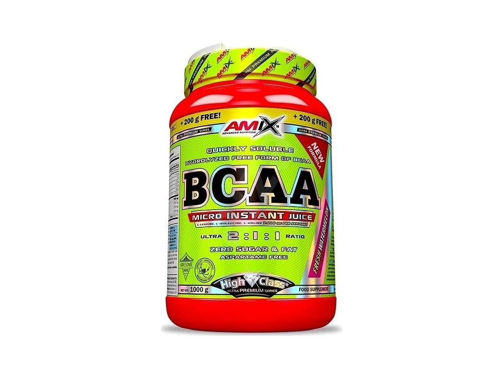 amix bcaa micro instant juice 1000 g