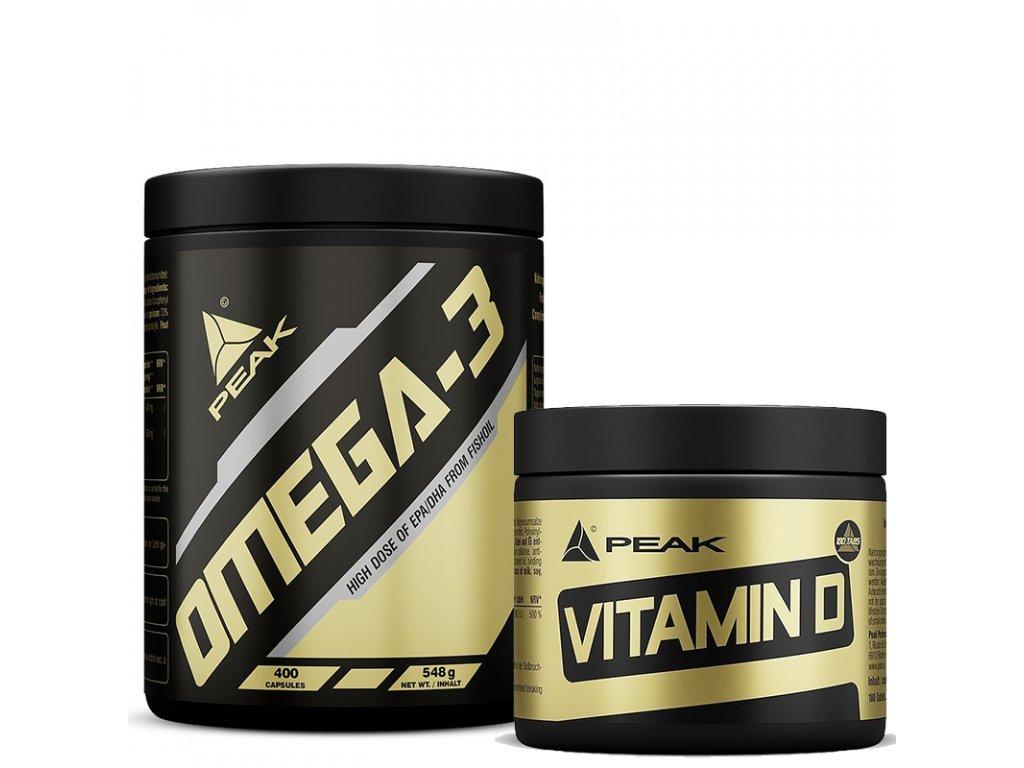 peak omega 3 + vitamin d