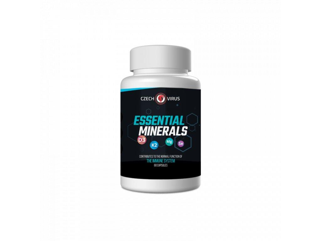 czech virus essential minerals