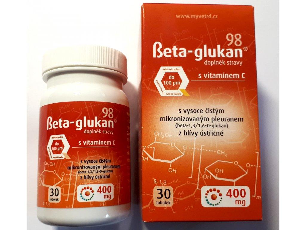 myvet betaglukan 400 mg