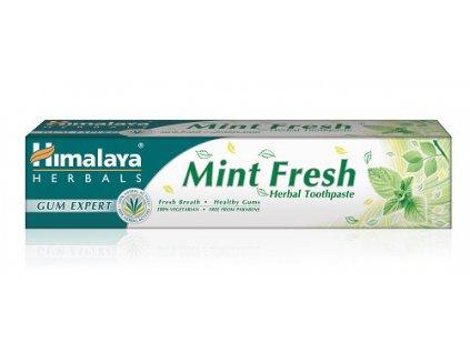 Himalaya Zubní pasta Mint Fresh pro svěží dech 75 ml
