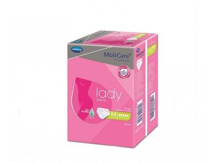 MoliCare® Lady Pants 5 kapek vel. M 8 ks