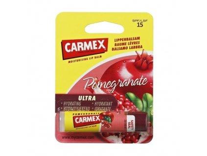 Carmex Balzám na rty ultra hydr. SPF 15 Granát. 4,25 g