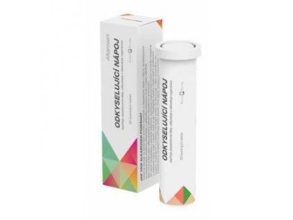 ROSENPHARMA Rosen Odkyselující nápoj 20 šumivých tablet