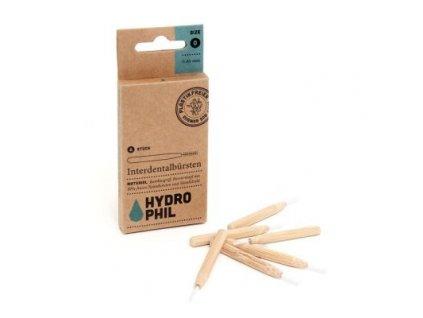 Hydrophil Bambusový mezizubní kartáček 6 ks