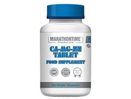 Marathon Time Ca + Mg + Zn 60 tablet