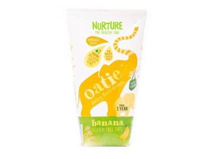 Nurture Oatie Dairy Free Drink Banana 200 ml
