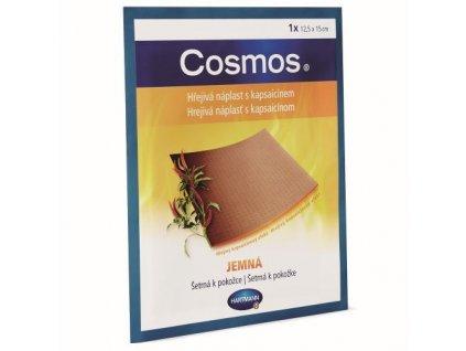 Cosmos Hřejivá náplast Jemná s kapsaicinem 1 ks