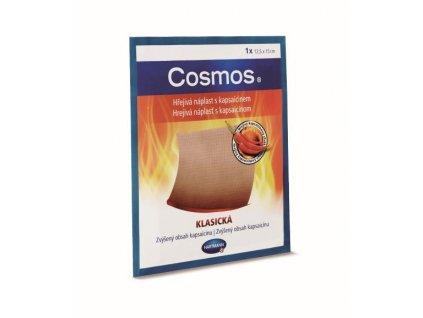 Cosmos Hřejivá náplast Klasickás kapsaicinem 1 ks