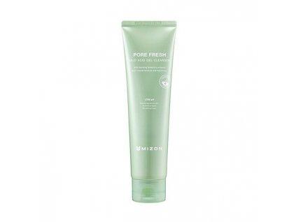 Mizon Hypoalergenní čisticí gel Pore Fresh (Mild Acid Gel Cleanser) 150 ml