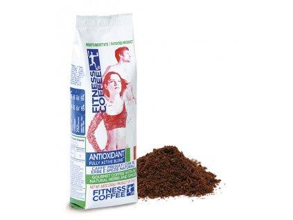 Monvitaly Káva Fitness Coffee® Antioxidant Fully Active Blend mletá 250 g