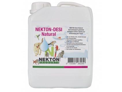 NEKTON Desi Natural 2500 ml + rozprašovač