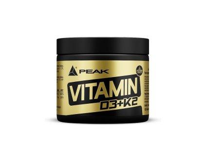 peak vitamin d3 +k2 120 kaps