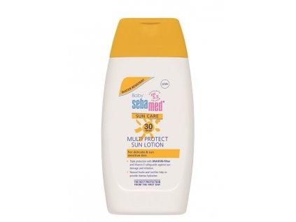 Sebamed Dětské opalovací mléko SPF 30 Baby (Sun Lotion) 200 ml