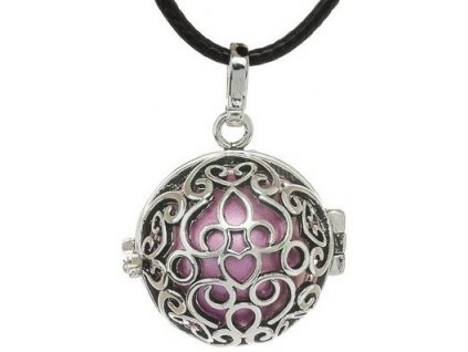 MUMMY BELL Dámský náhrdelník Rolnička Orient K15SF20