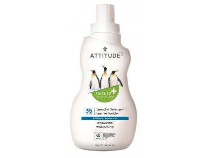 ATTITUDE Prací gel Nature+ s vůní lučních květin 1050 ml (35 pracích dávek)