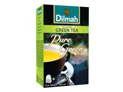 Dilmah Čaj zelený 20 ks