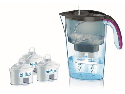 Laica J9067A1 Light Graffiti SET + 3 filtry konvice na vodu pro filtraci vody