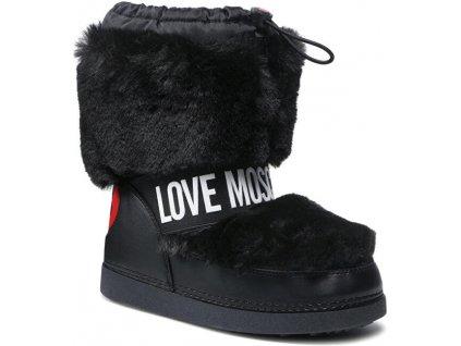 Love Moschino Dámské sněhule JA24252G0DISP00A