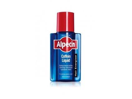 Alpecin Kofeinové tonikum proti padání vlasů pro muže (Caffeine Liquid Hair Energizer) 200 ml