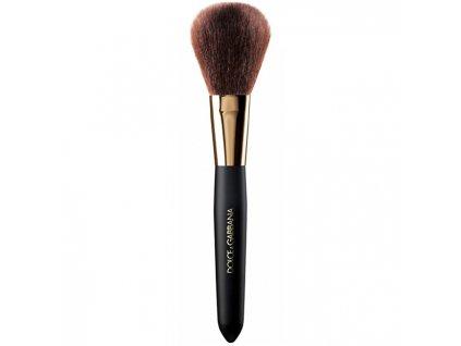 Dolce & Gabbana Kosmetický štětec na make-up Brush Powder