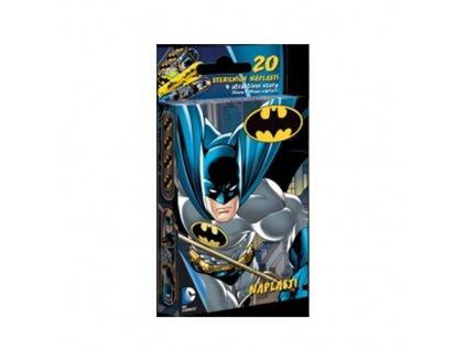 VitalCare Sterilní náplasti pro děti Batman 20 ks
