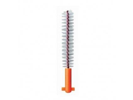 Curaprox Náhradní mezizubní kartáčky na čištění implantátů Strong & Implant Oranžová (Refill) 28 CPS 24 5 ks