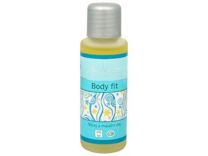 Saloos Bio tělový a masážní olej - Body Fit