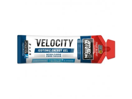 Velocity Isotonic Energy Gel - Applied Nutrition