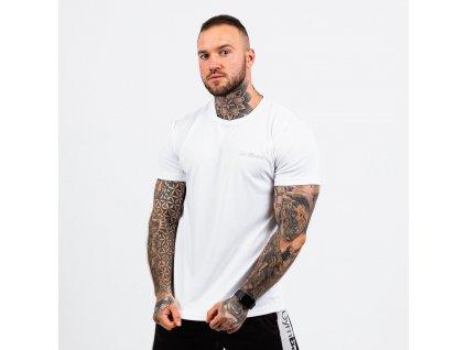 Tričko TRN White - GymBeam