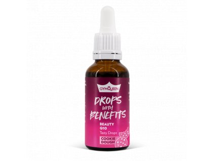 Drops with Benefits Beauty Q10 - GYMQUEEN
