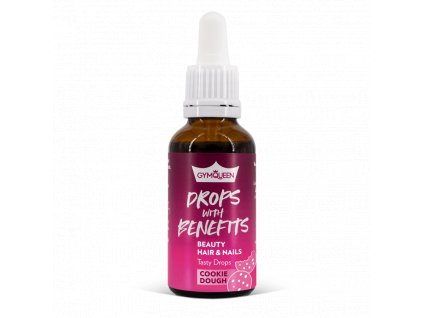Drops with Benefits Beauty Hair & Nails - GYMQUEEN