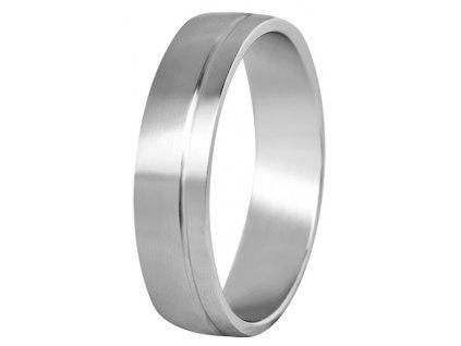 Beneto Pánský snubní prsten z oceli SPP06