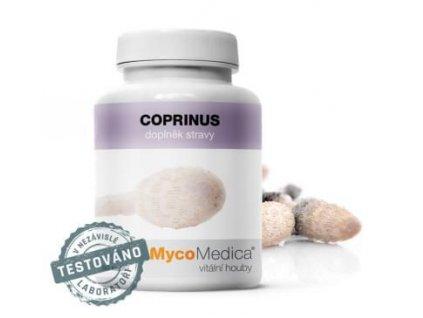 MycoMedica Coprinus 90 kapslí