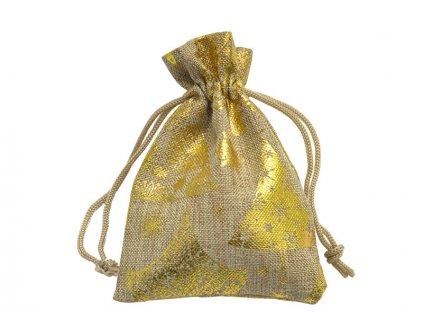 JK Box Látkový sáček na šperky NI-774/A20/AU